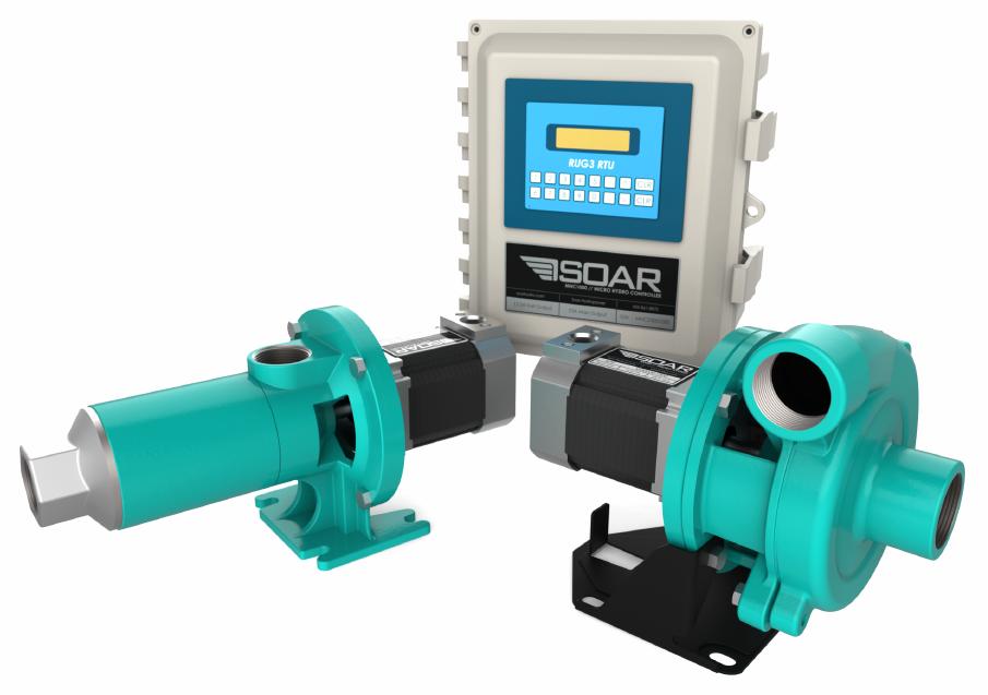 Micro Hydro - SOAR Hydropower
